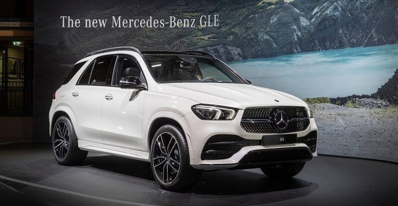 Luxury Midsize 2020 Suv Mercedes Gle Araba