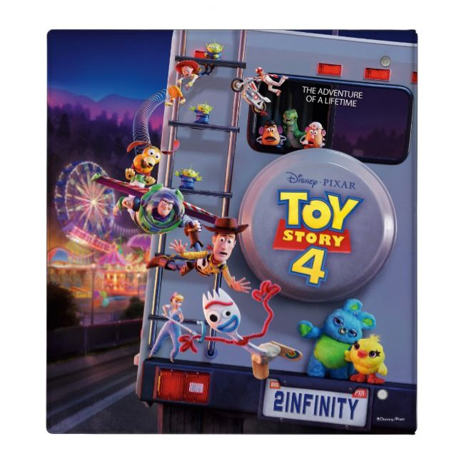 Toys Riding RV Theatrical Poster 3 Ring
