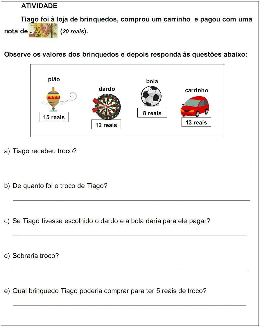 Atividades Para Apoio Pedagogico Marco 2012 Atividades De