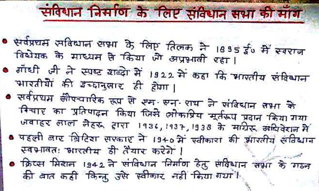 Indian Constitution Ankur Yadav Handwritten Notes PDF