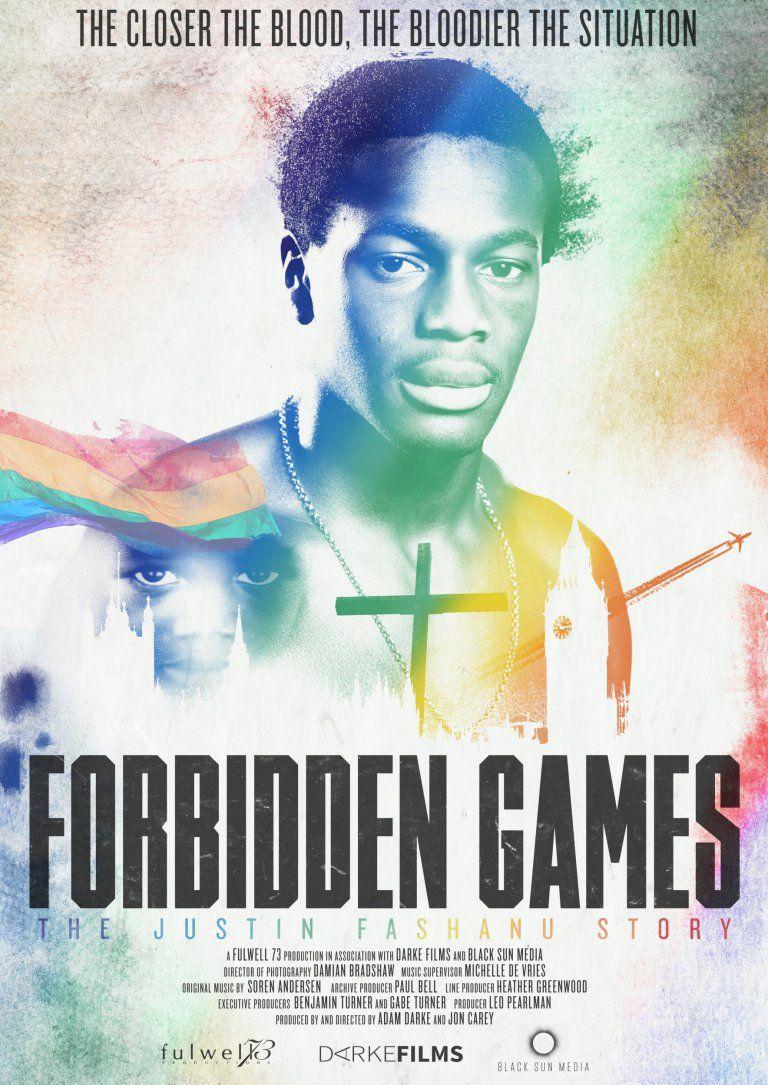 Watch Forbidden Games: The Justin Fashanu Story (2017