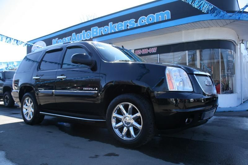 Used 2008 Gmc Yukon For Sale Knoxville Tn Knoxville Auto Brokers 24 800 00 More Information Contact Us At 865 688 4417 Gmc Yukon 2008 Gmc Yukon