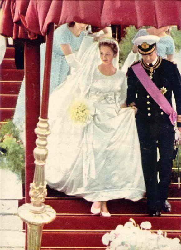 casamiento de paola de belgica | coronas reales