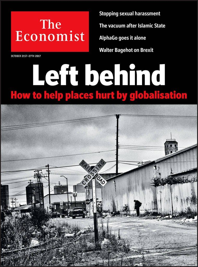 The Economist - US Edition  The color Kindle edition of The