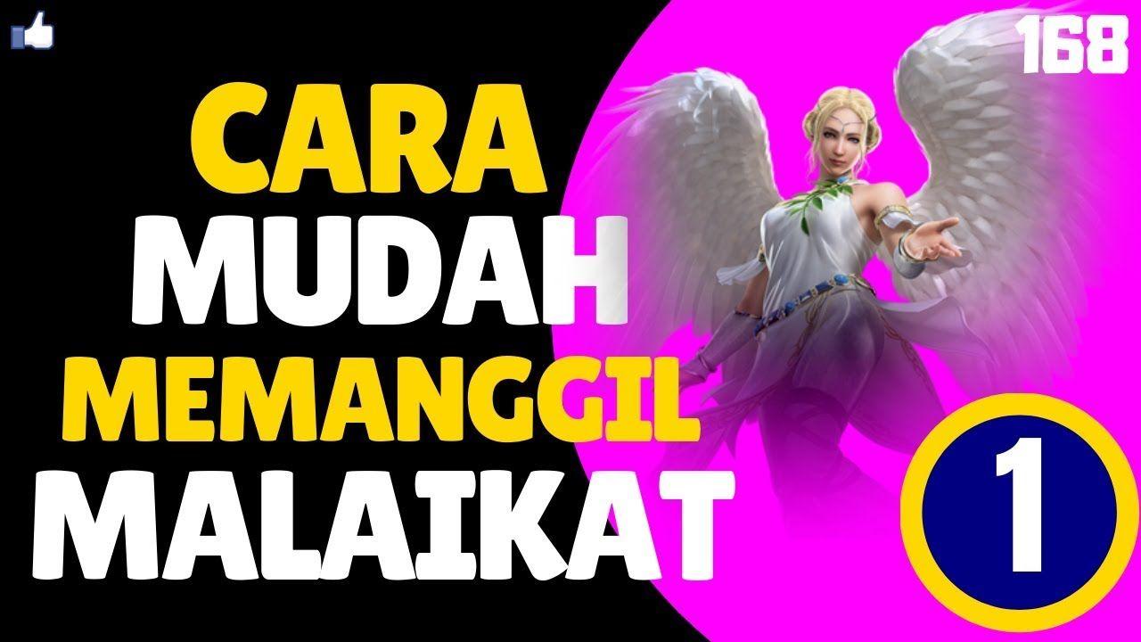 Begini Cara Memanggil Malaikat Dengan Mudah Malaikat