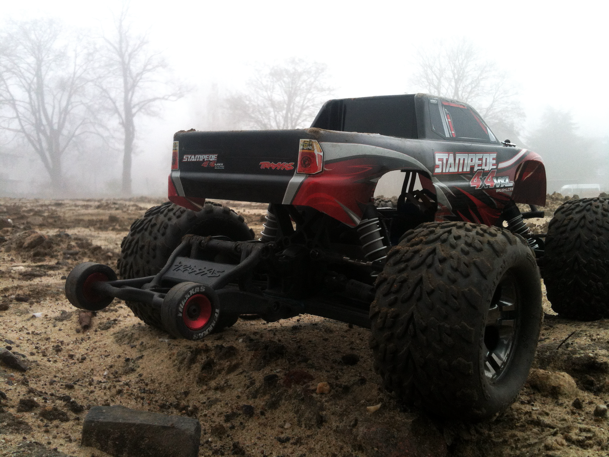 Traxxas Stampede Wheely Bar