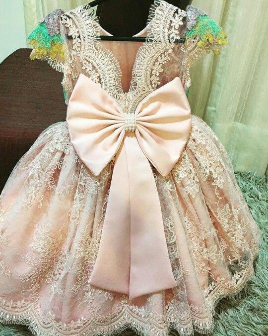 Pin De Ilse Arroyo En Baitizo Vestidos Para Niñas Moda
