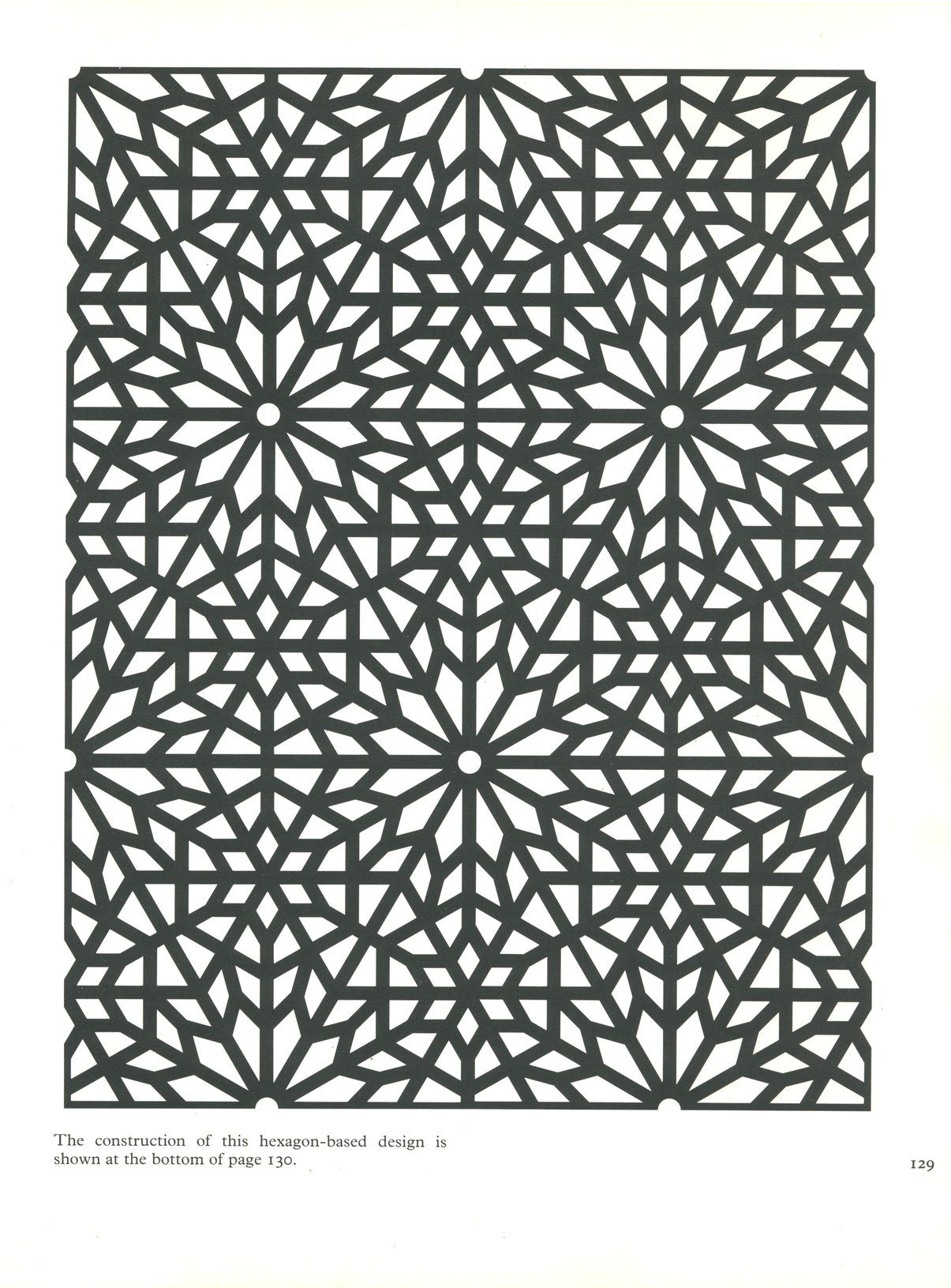 Pattern in Islamic Art - PIA 129 | Home for two ...