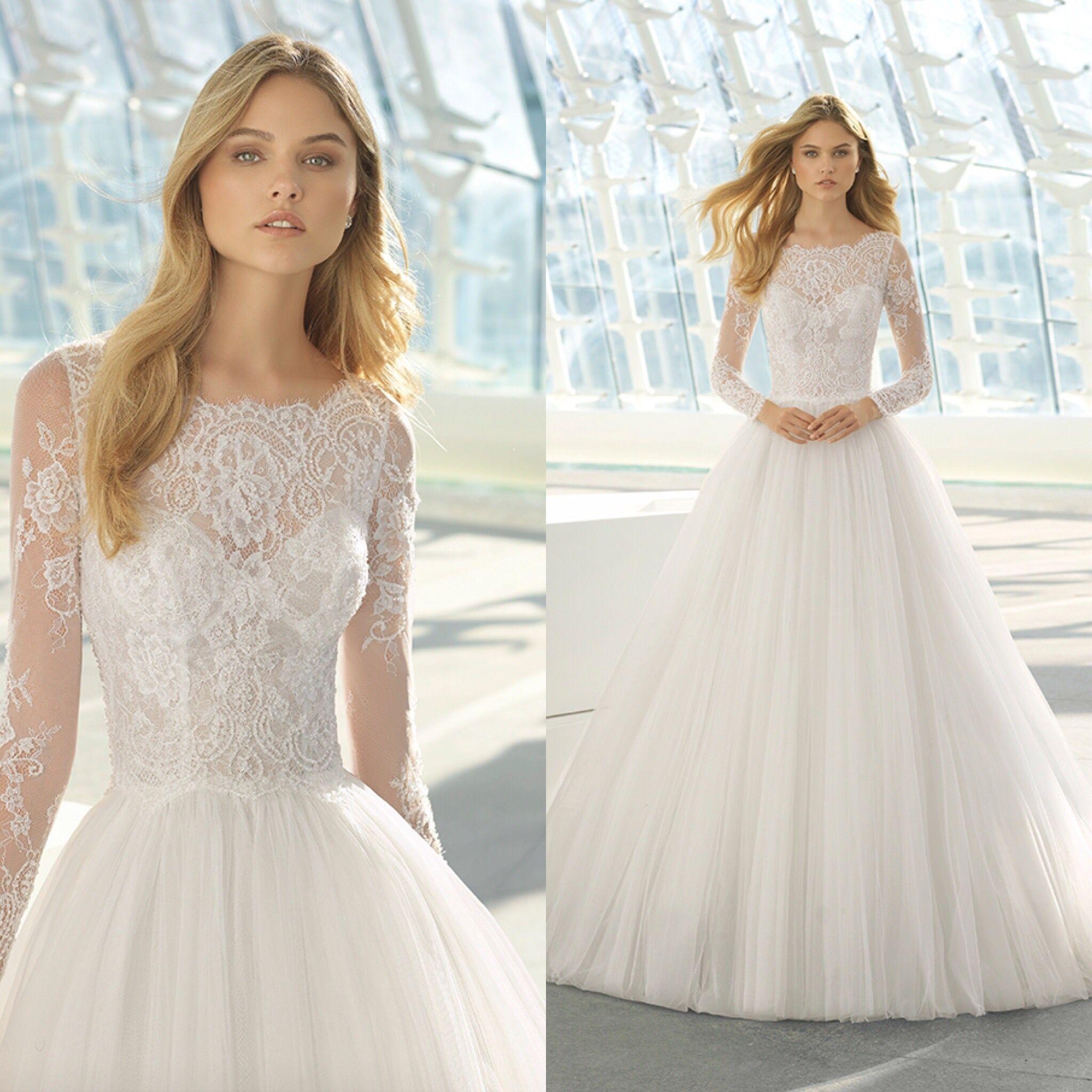 Abito Principesco Collezione 2019 Vestiti Da Cerimonia Nuziale Abiti Da Sposa Sposa