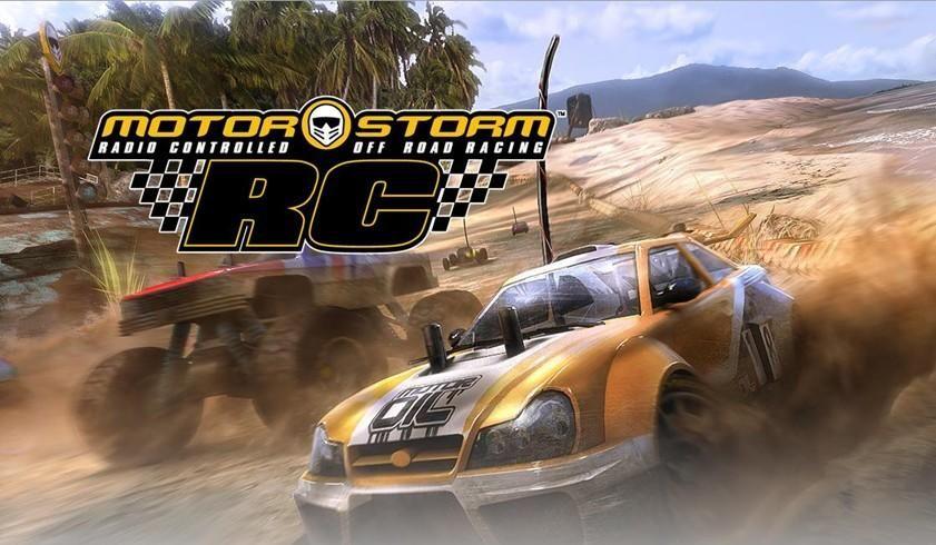 MotorStorm RC (2012) Radio control cars racing, Vpk, Ps