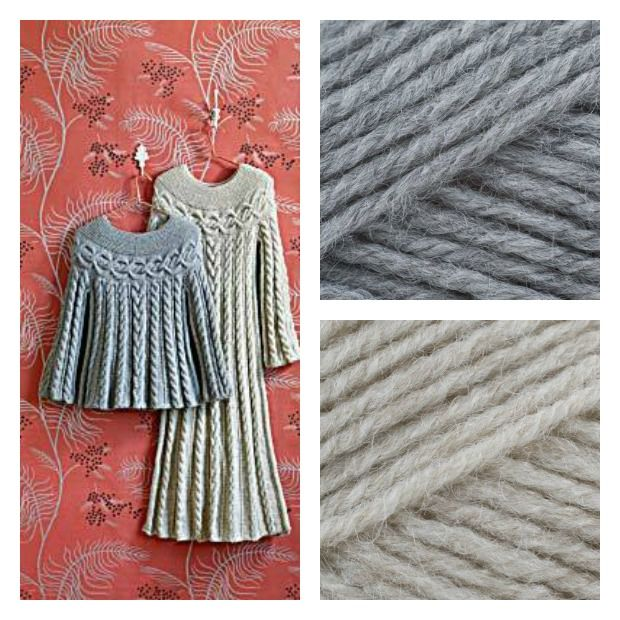 Cabled tunic free knitting pattern, download from LoveKnitting!