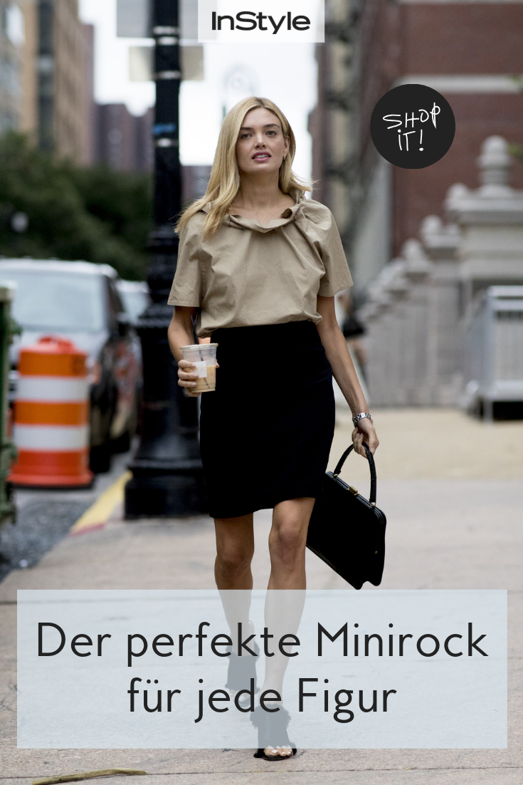 29d846ef4b0e Minirock: So kombinierst du das sexy Trendteil in 2019 | Casual and ...