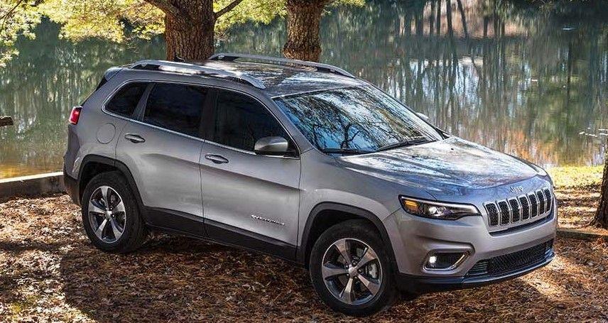 2019 Jeep Grand Cherokee Specs