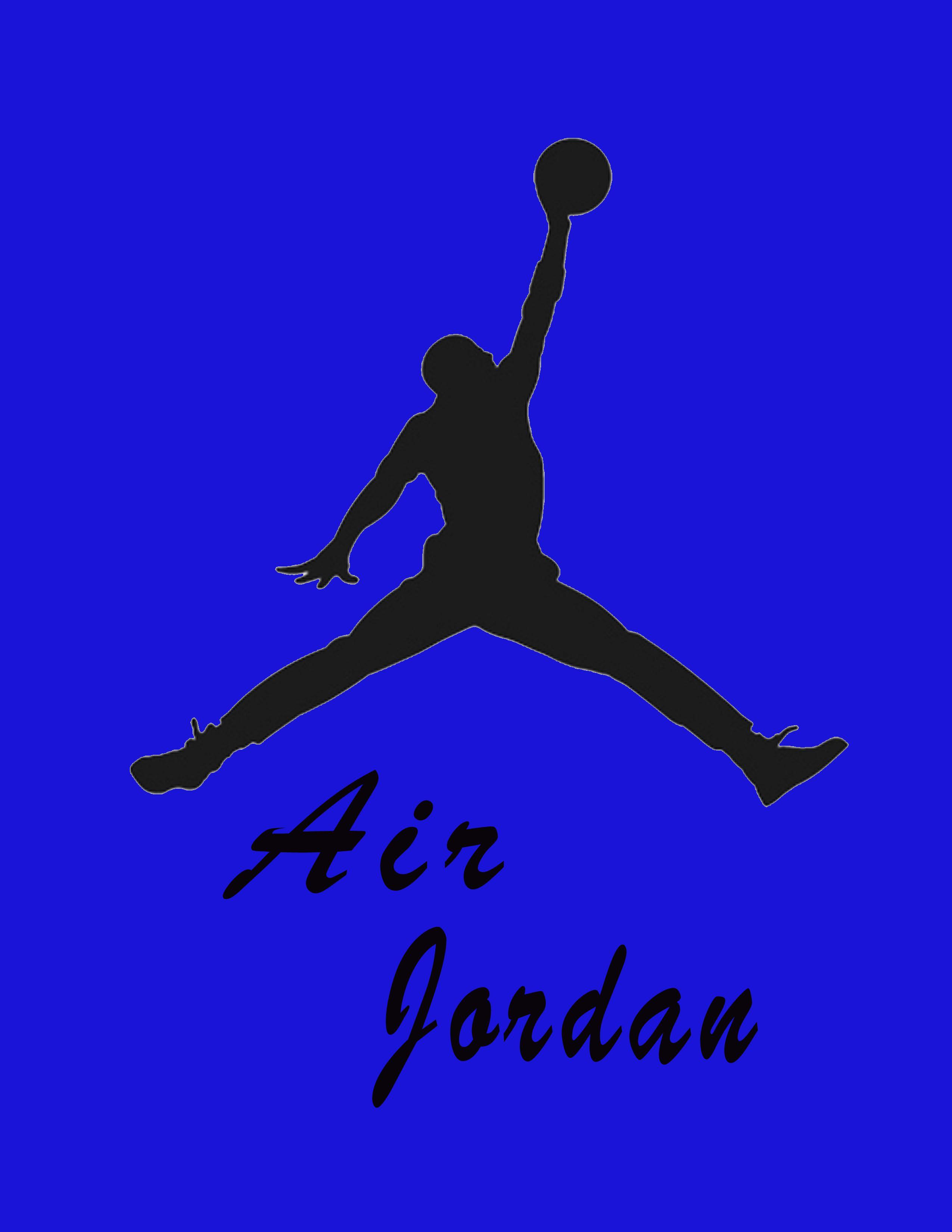 Air jordan logo Jordan logo wallpaper, Jordan logo