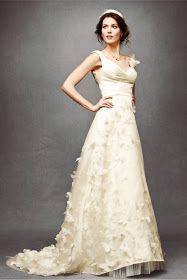 Tul y Flores · Inspiración para tu boda: BHLDN, vestidos de novia con el sello de Anthropologie