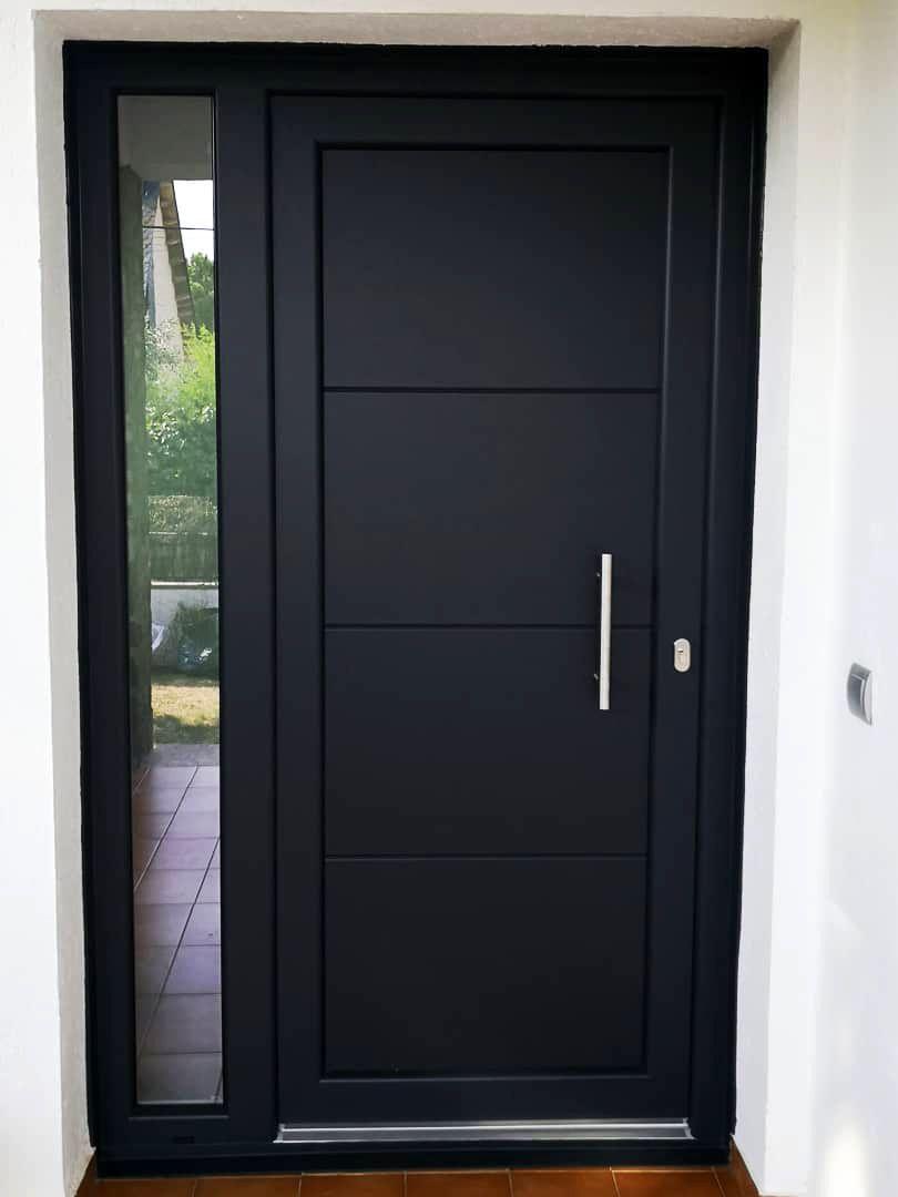 Ip7 3line instalada en la provincia de barcelona - Puertas madera barcelona ...