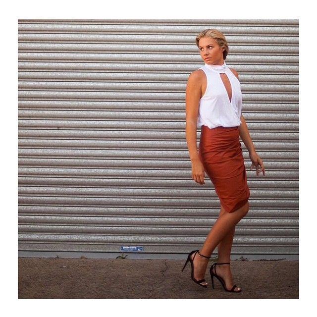 Perfection in our becandbridge 'Espial Top' Shop it on ️