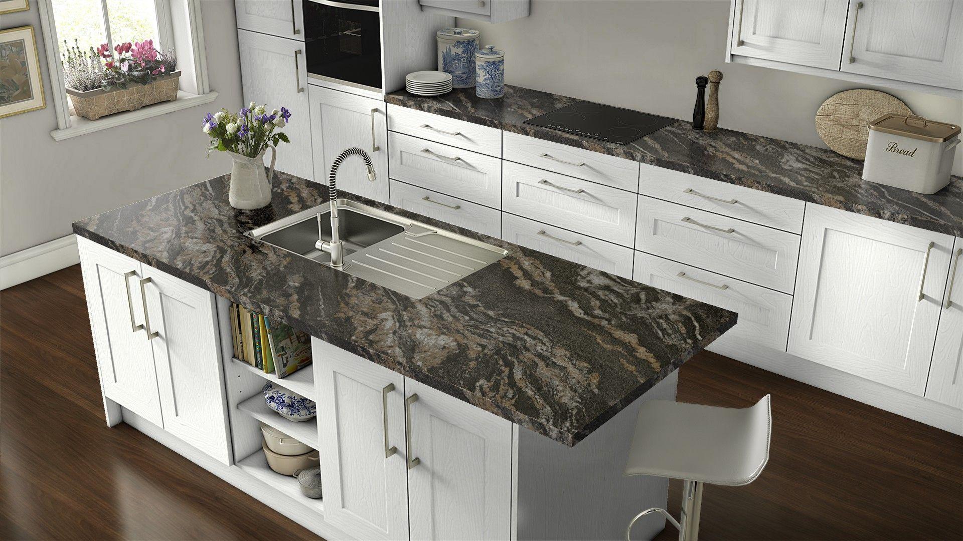 Wilsonart Magnata Replacing Kitchen Countertops Kitchen