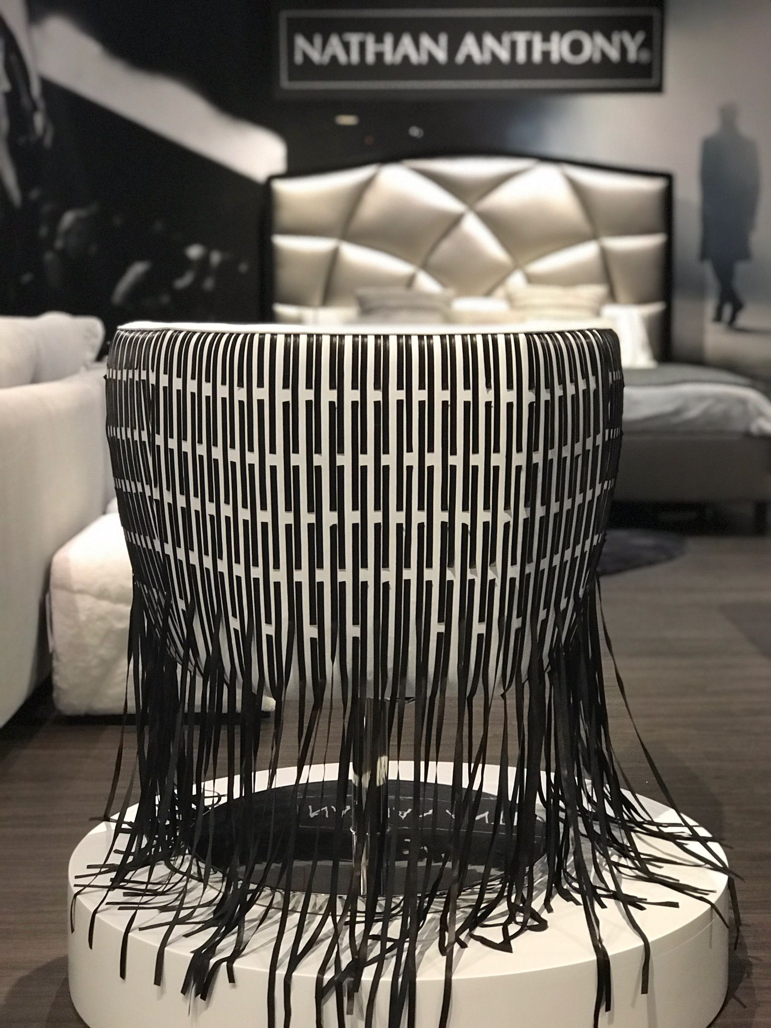 Swivel Chair Quotes Without Back Elan S Fringe Chairs Pinterest Upholstery And If Jimi Hendrix Had A Quote By Bartending Bootcamp About The Limited Edition Tina Nicole Nafurniture Rockandroll