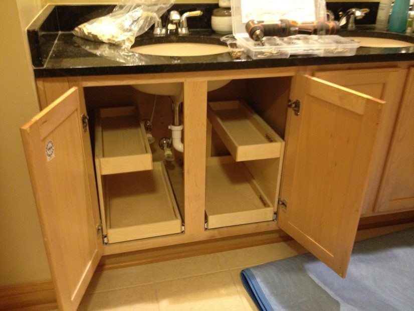 Cabinets Pull Out Drawers In Kitchen Cabinet Drawer Couchableco