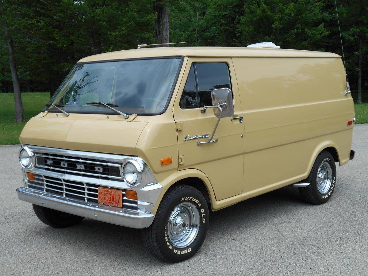 1974 Ford E100 For Sale 2010547 Hemmings Motor News Ford Van