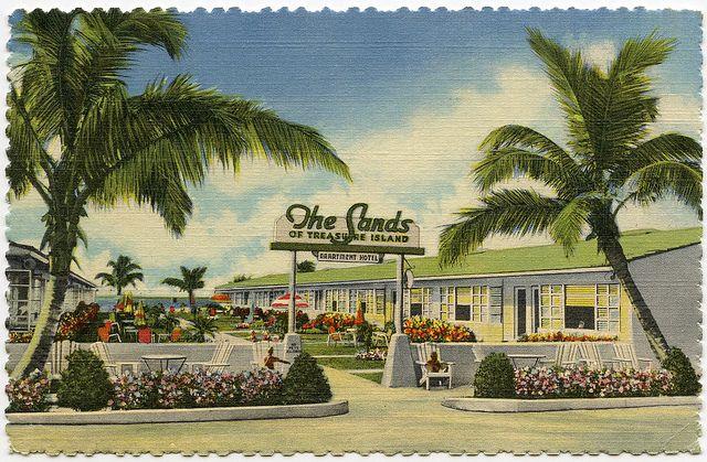 The Sands Of Treasure Island Florida Tresure Island