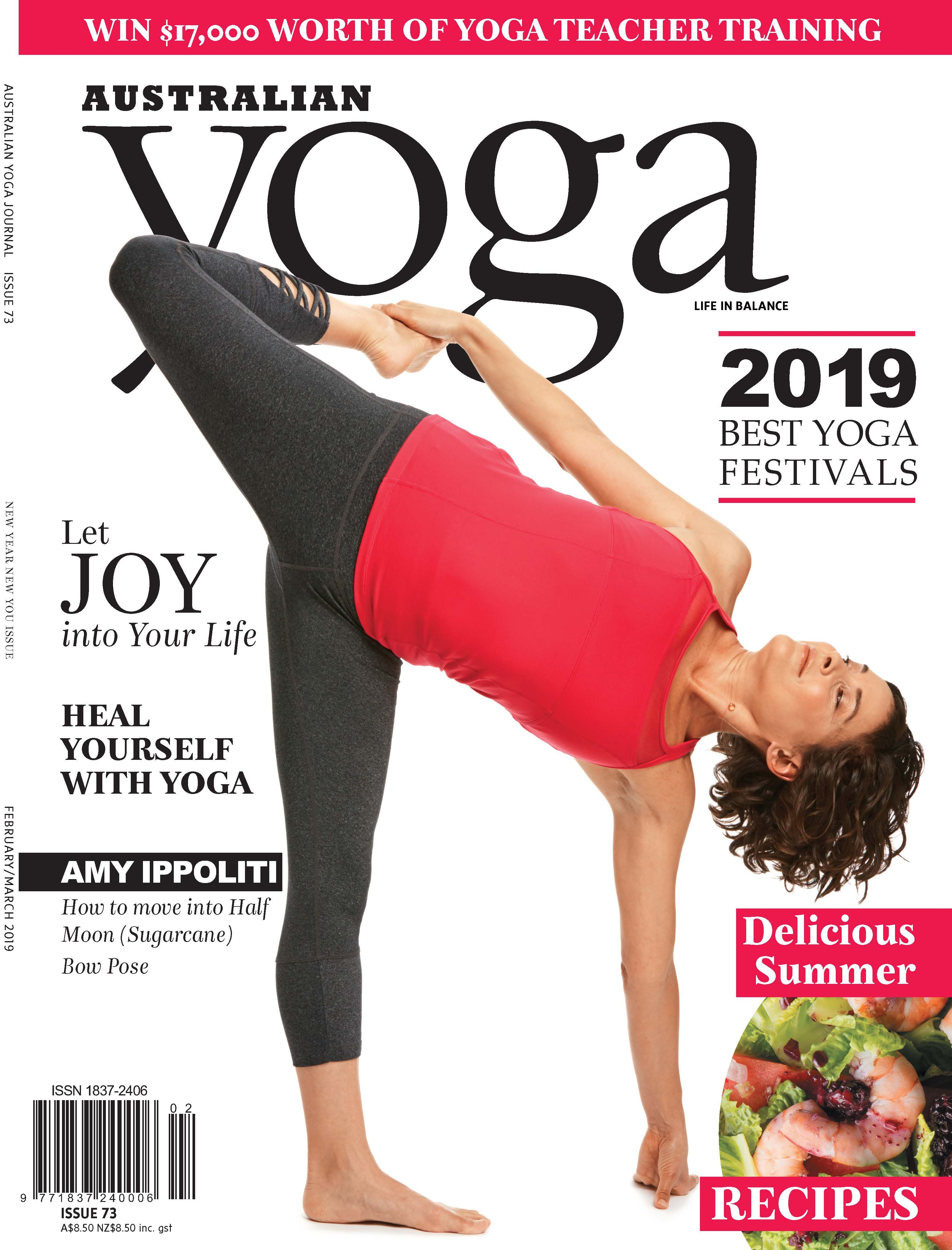 Yoga Journal Issue 73 Yoga Journal Best Yoga Yoga
