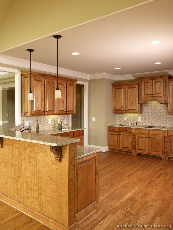 Best Kitchen Idea Of The Day Classic Golden Brown Kitchens 400 x 300