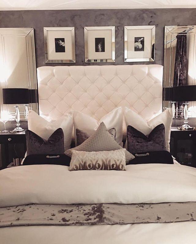 Pinterest Saphyreaeriana Luxury Bedroom Decor Luxurious Bedrooms Home Bedroom Simple but luxurious bedroom photo