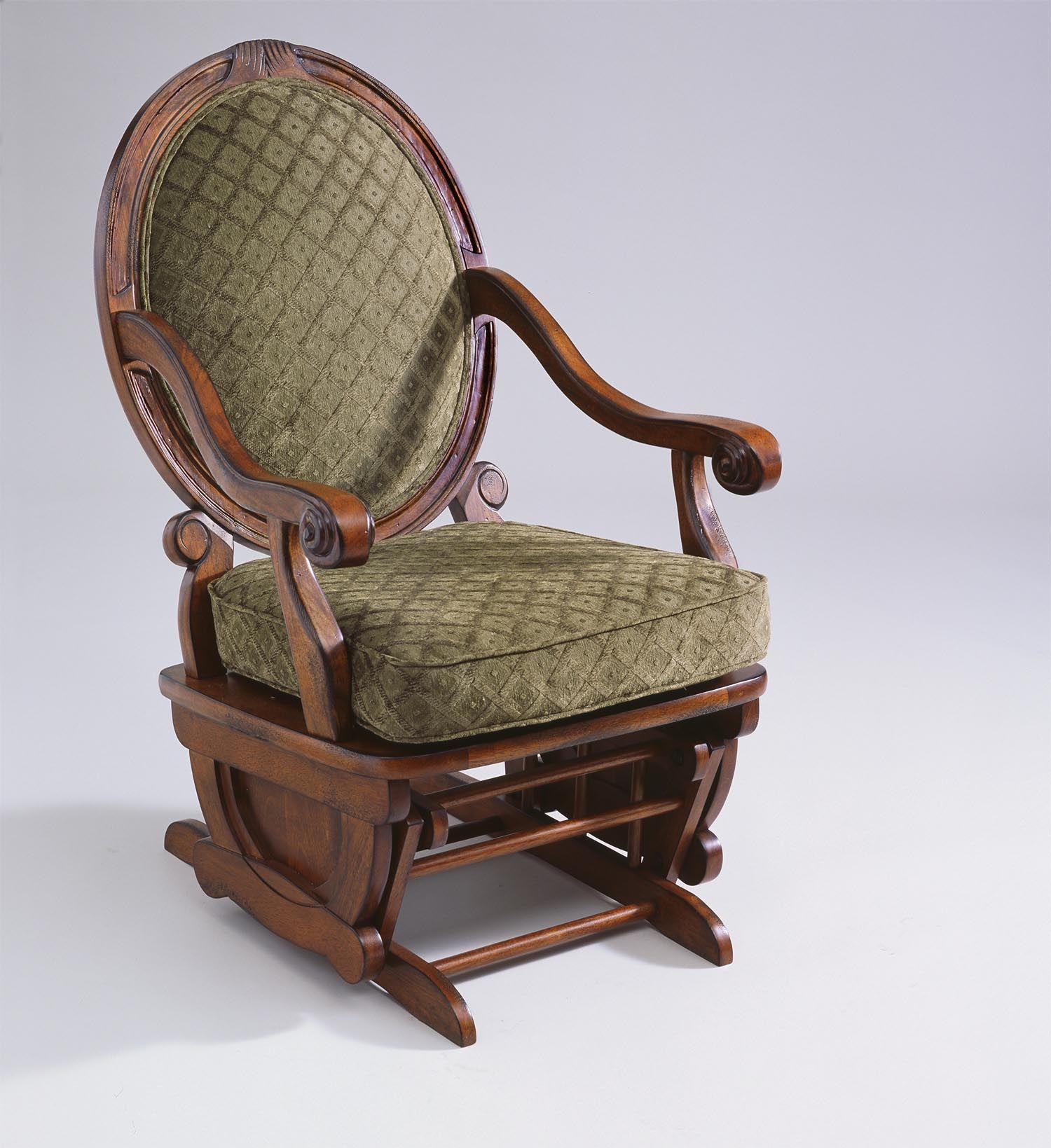 Furniture By Best: Best- Brockly Glider Rocking Chair