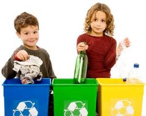ways to keep environment clean and green