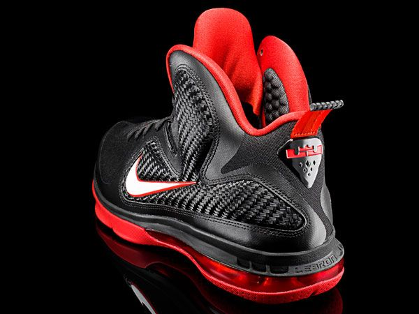 the LEBRON 9 integrates Flywire technology and Hyperfuse construction – a Nike  Basketball first – in