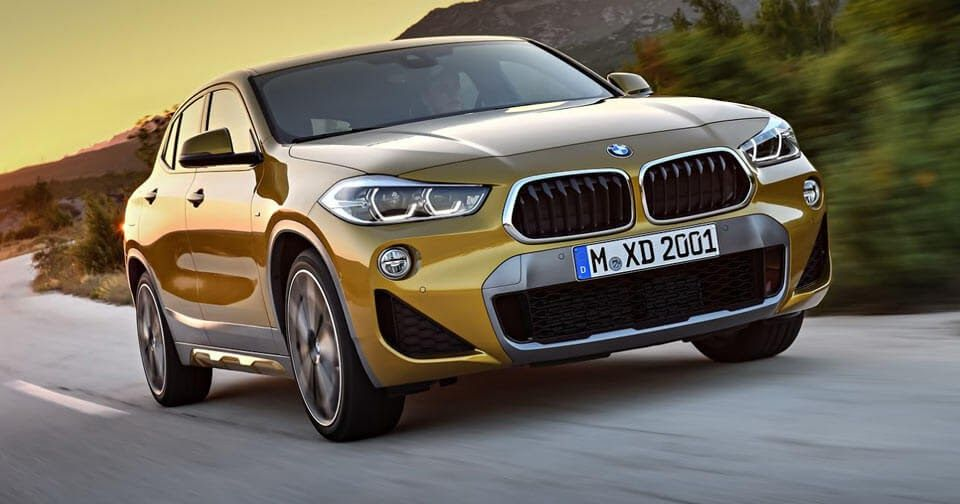 2018 BMW X2 Priced From Just Under 40,000 Bmw suv, Best