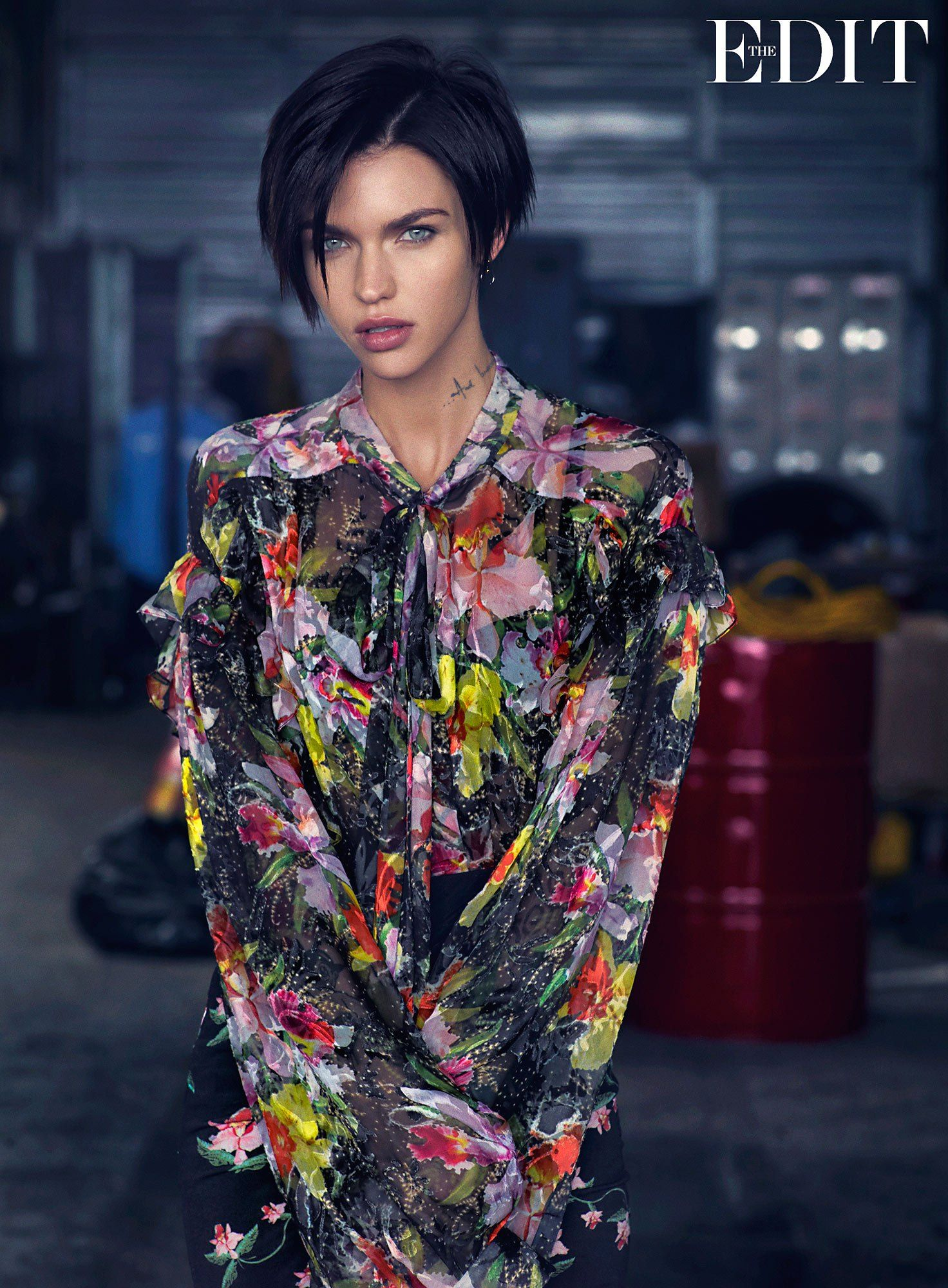 Ruby Rose Is 'Glad' She Didn't Get Gender Reassignment