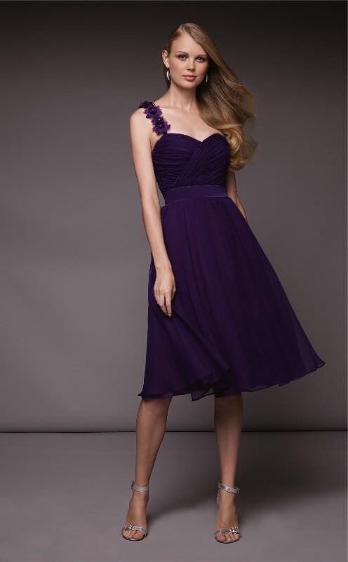 Wedding Dress Dark Purple Dresses For Weddings