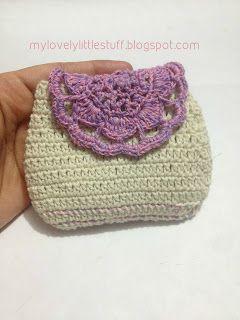 Monedero Crochet Patron Grafico Proyectos Que Debo Intentar - Monedero-crochet-patron