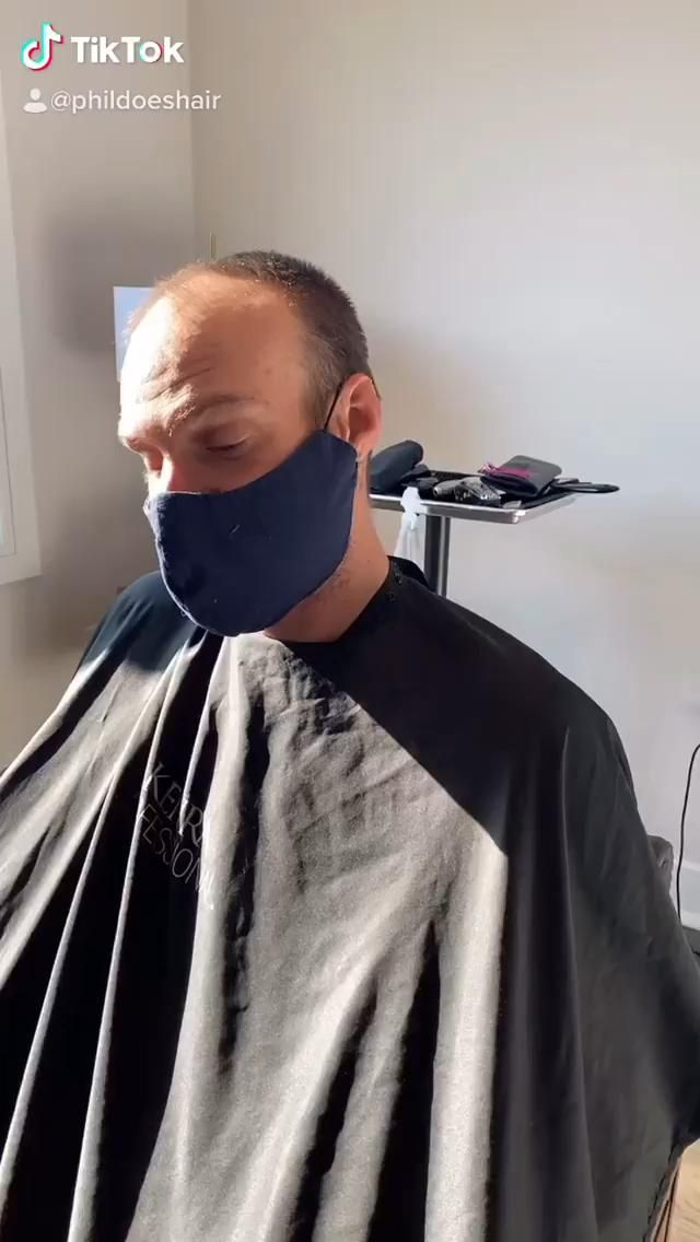 Hair System For Men Non Surgical Hair Replacement Systems For Hair Loss Baldness And Thinning Hair Video Hair Loss Hair Piece Hairstyles For Thin Hair