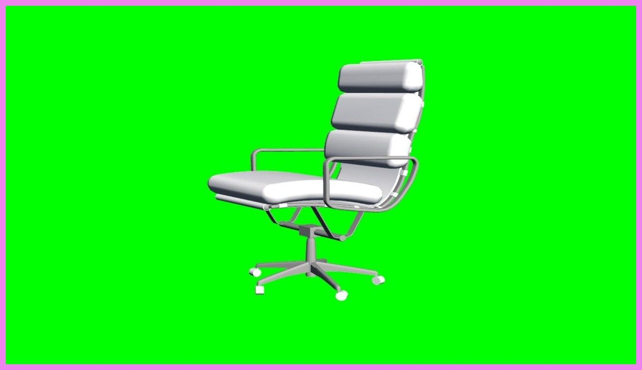 70 Reference Of Office Chair Green Screen In 2020 Green Chair Computer Chair Chair
