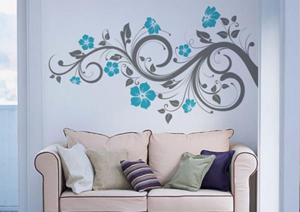 Resultado de imagen de vinilos para salas   vinilos decorativos ...