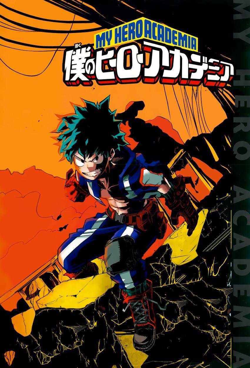 boku no hero academia manga read boku no hero academia chapter 33 online free アニメ 堀越耕平 アニメ かっこいい