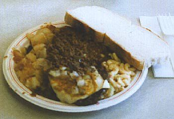 Nick Tahou's Garbage Plate Meat Sauce Recipe. Rochester, NY Staple!