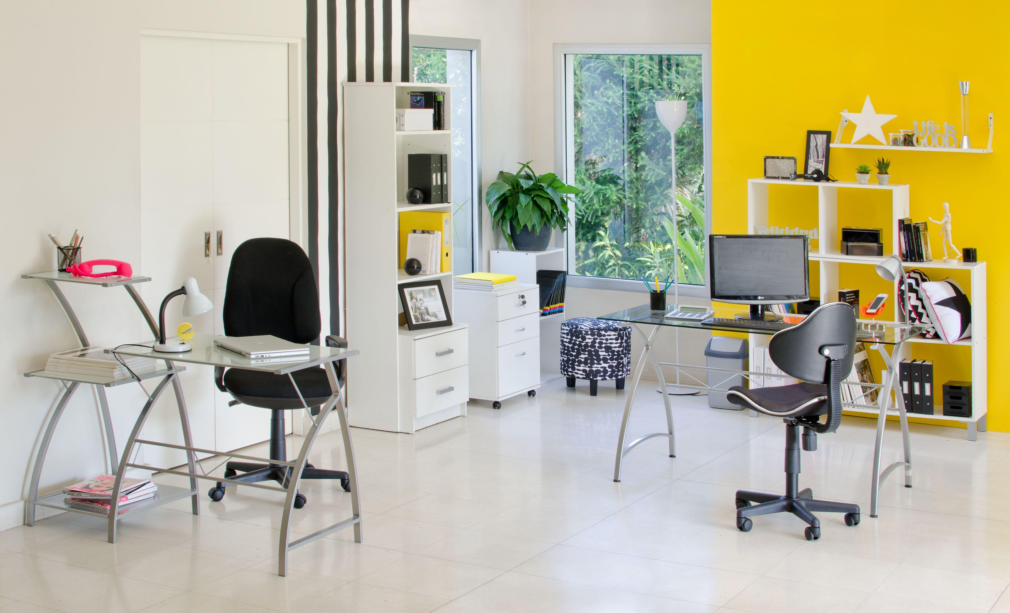 #Oficina #HomeOficce #Espacios #Hogar
