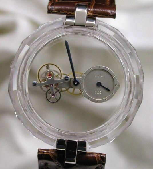 f5281216501 L horloger italien autodidacte Vincent Calabrese présente une montre  hors-norme qui illustre parfaitement tout son savoir-faire…
