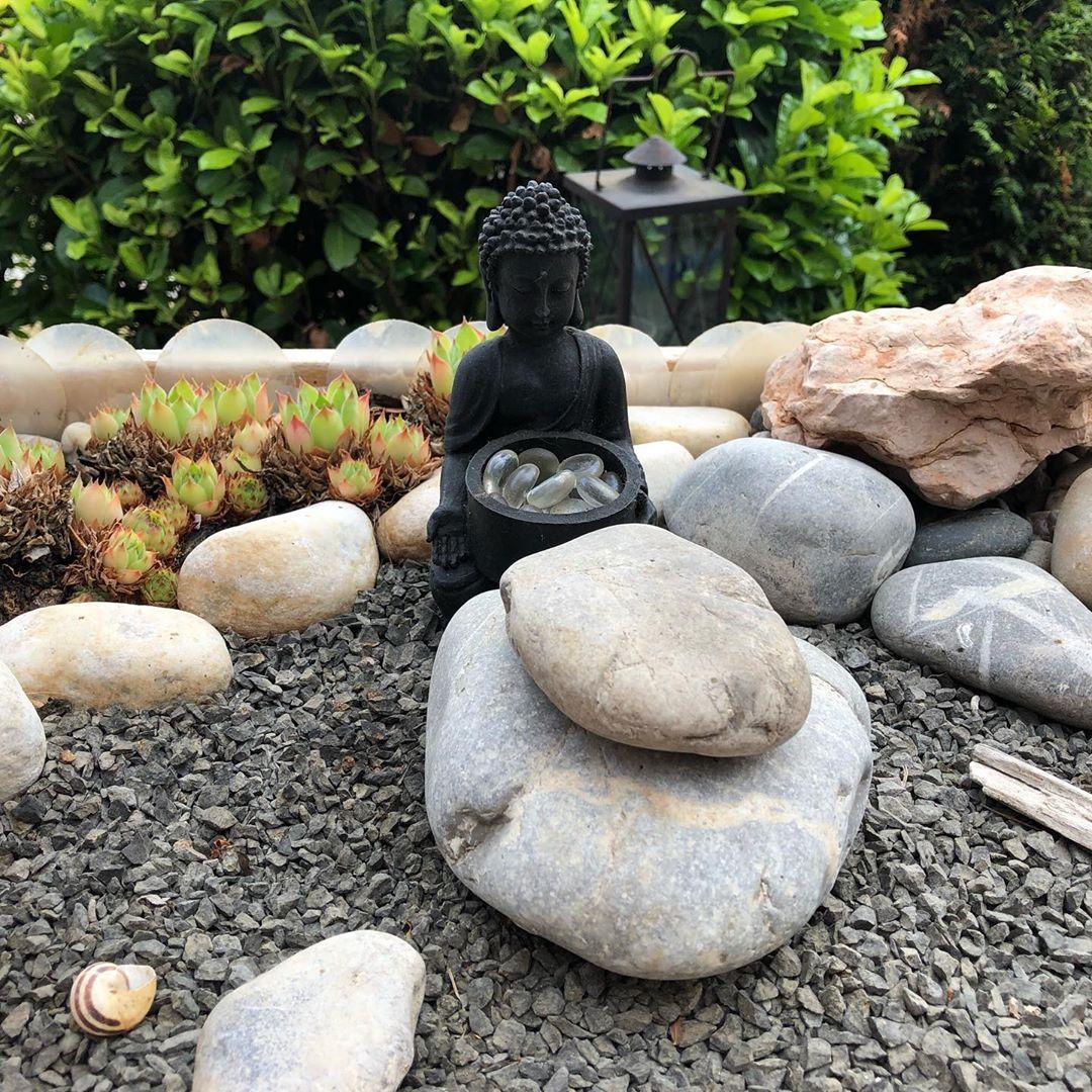 Mini Zen Garten Diese Kleine Oase Passt Uberall Hin Ins Haus