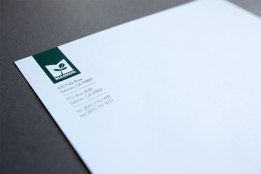 branding and letterhead examples simple clean modern google search