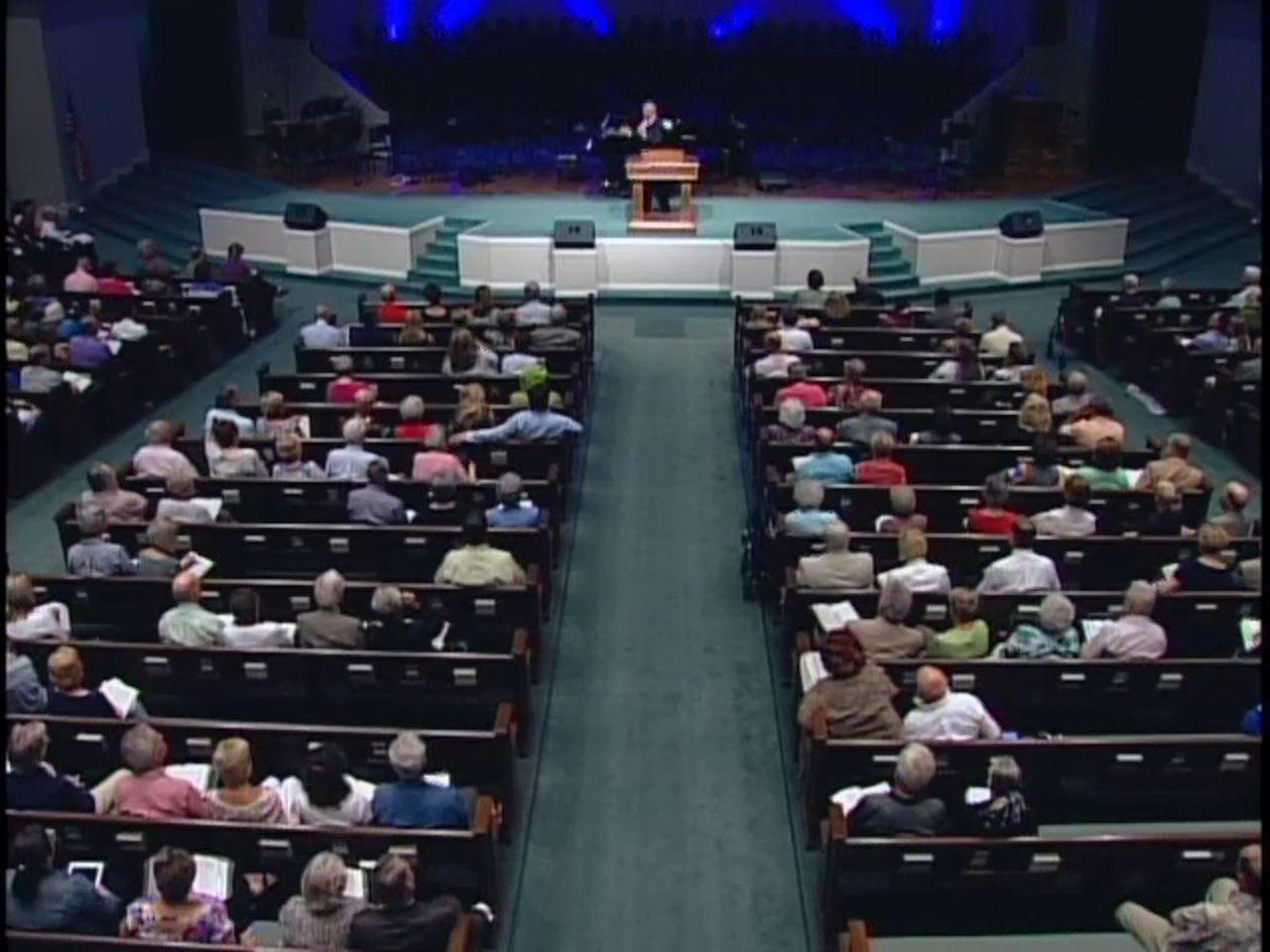 8/17/14 - Our Commission (John 20:10-20:23)  Bruce G. Chesser, Senior Pastor First Baptist Hendersonville
