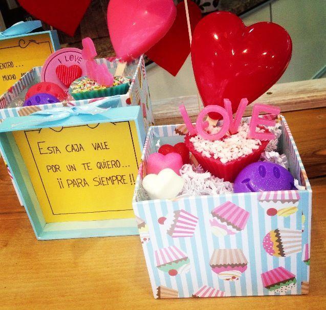 Detalles de amor para regalar hechos a mano para mujer for Cosas originales para regalar