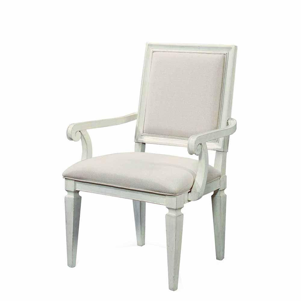 Armlehnstuhl in Weiß Landhaus Design Jetzt bestellen unter: https ...