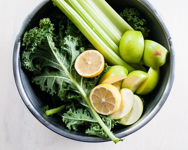 recette de régime de jus vert dr oz