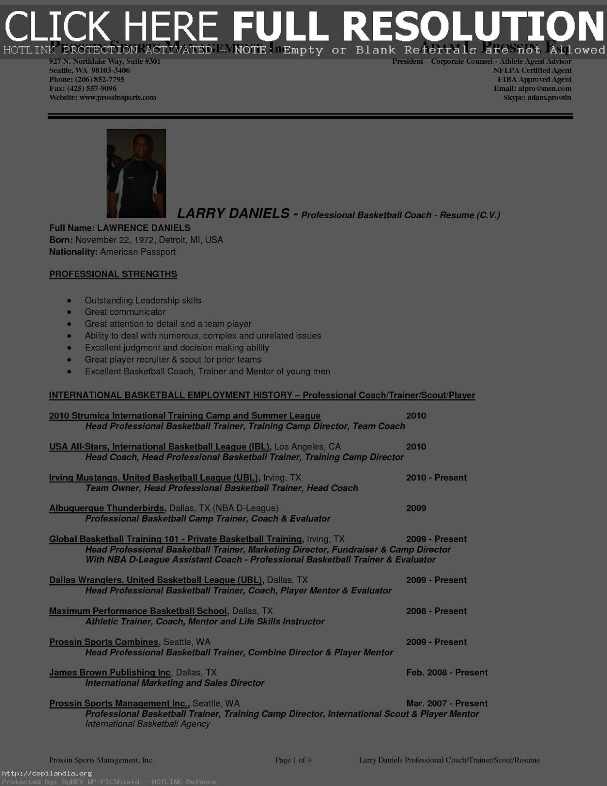 Basketball Player Resume 2019 Professional Basketball Player Resume Templates 2020 Basketball Player Resume Examples Resume Basketball Players Resume Templates